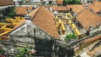 Ngoài Đường Lâm, Hà Nội còn có ngôi làng cổ hơn 100 tuổi cũng đẹp không kém