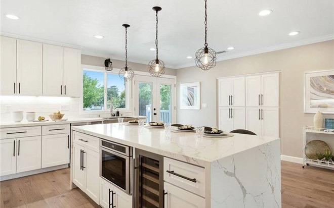 """8 ý tưởng thiết kế nội thất nhà bếp """"xịn sò"""", đẹp như mơ"""