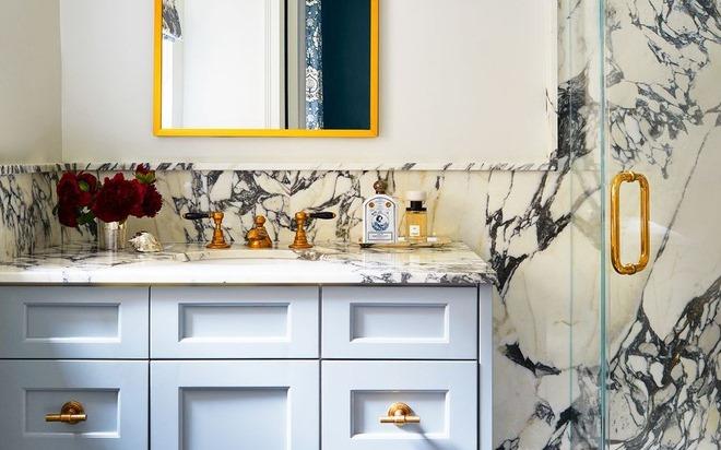 Những thiết kế nhà tắm cho cảm giác như sở hữu spa tại nhà