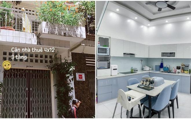 Cặp vợ chồng trẻ biến phòng trọ nhỏ thành ngôi nhà 3 tầng từ tài chính dự bị bằng 0