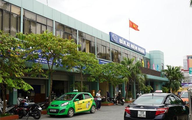 Bến xe khách lâu đời nhất Hải Phòng chính thức đóng cửa