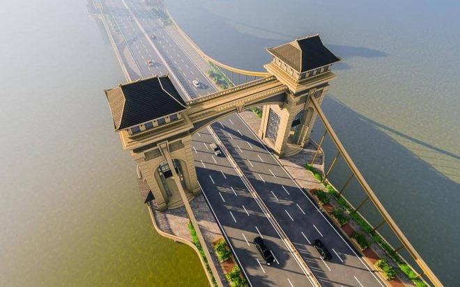 Hà Nội: Đất sốt ăn theo dự án cầu Trần Hưng Đạo
